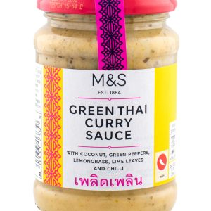 Green thai curry sauce  270 gr