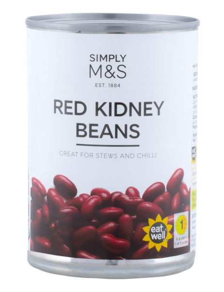 Canned Red Kidney Beans 240 gr