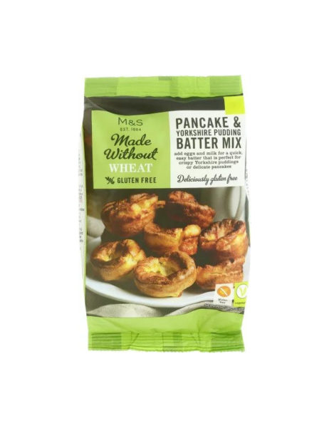 Made Without Wheat Pancake & Yorkshire Pudding Batter Mix  100 gr
