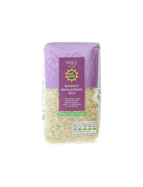 Wholegrain Basmati Rice  500 gr