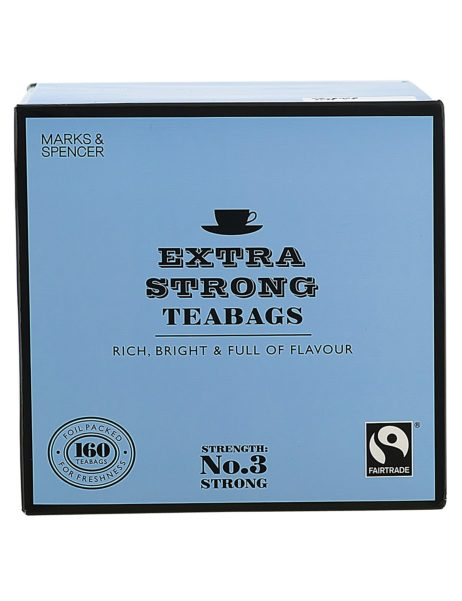 160 Extra Strong Teabags  500 gr
