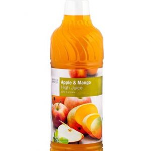 Apple & Mango High Juice  1 lt