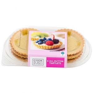 6 All Butter Tartlets  144 gr