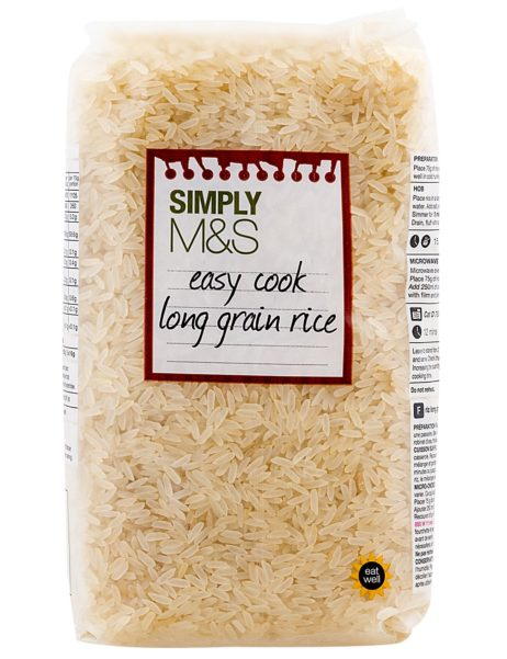 Easy Cook Long grain Rice  1 Kg