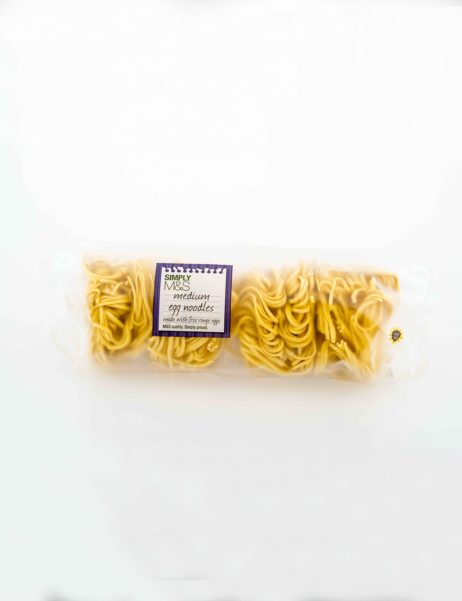 Medium Egg Noodles 250 gr