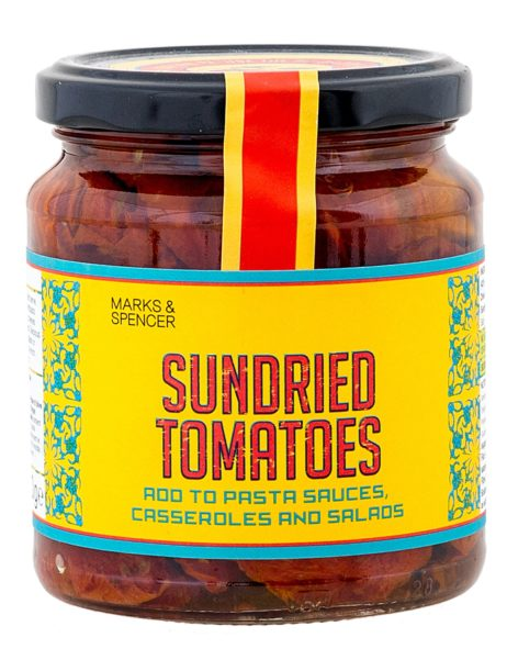 Sundried Tomatoes 280 gr