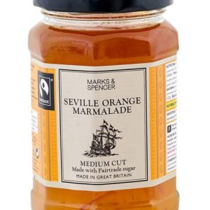 Medium Cut Seville Orange Marmalade 340 gr