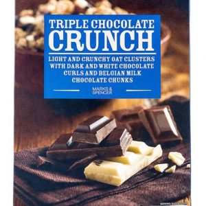 Triple Chocolate Crunch  500 gr
