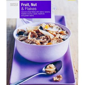 Fruit, Nut & Flakes 500 gr