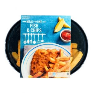 Fish & Chips  310 gr