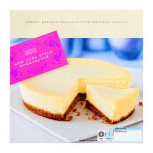 New York Style Cheesecake  495 gr