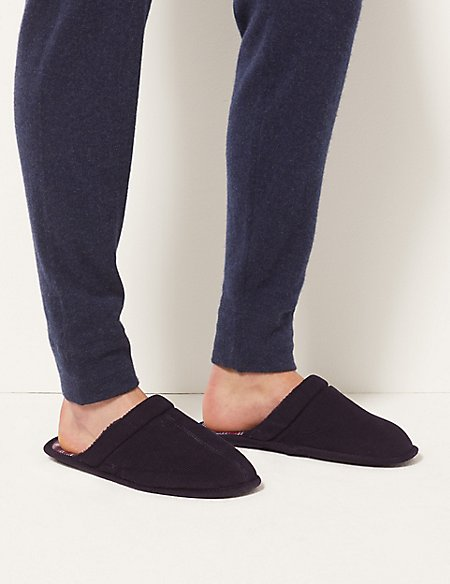 Mule Slippers with Thinsulate
