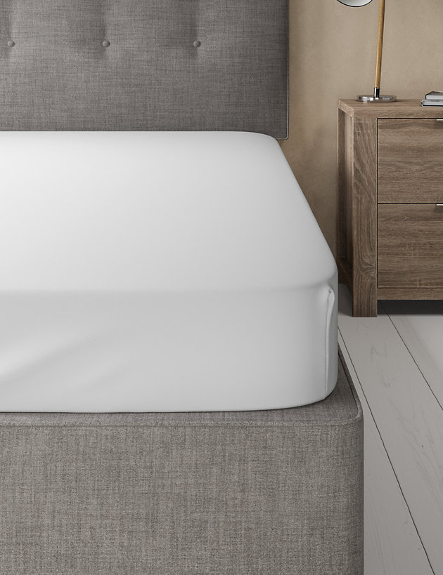Egyptian Cotton 230 Thread Count Fitted Sheet