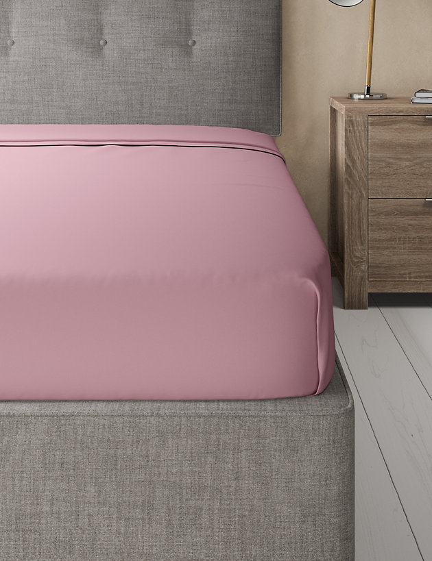 Egyptian Cotton 230 Thread Count Flat Sheet