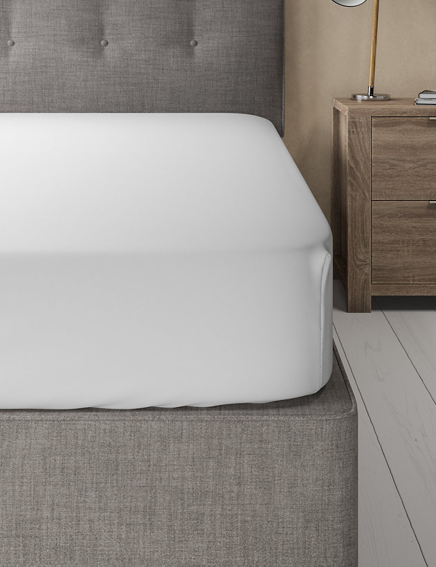 Egyptian Cotton 230 Thread Count Deep Fitted Sheet