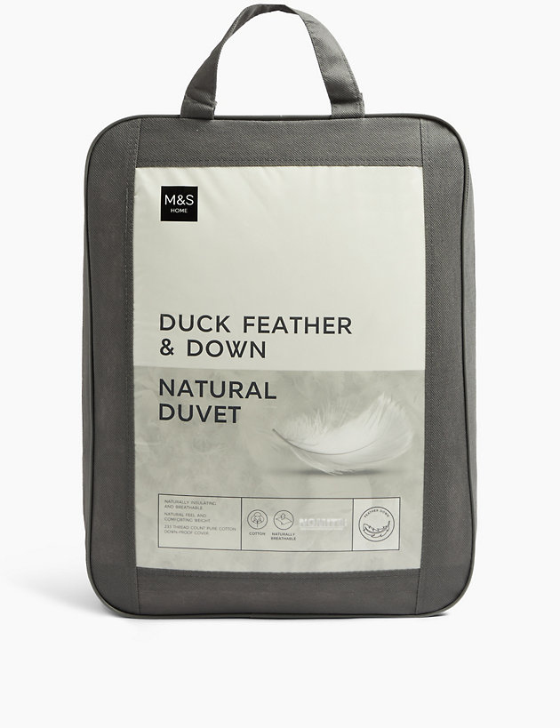 Duck Feather & Down 10.5 Tog Duvet