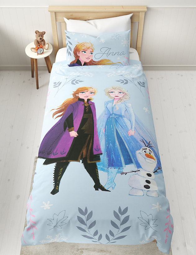 Disney Frozen 2 Reversible Bedding Set