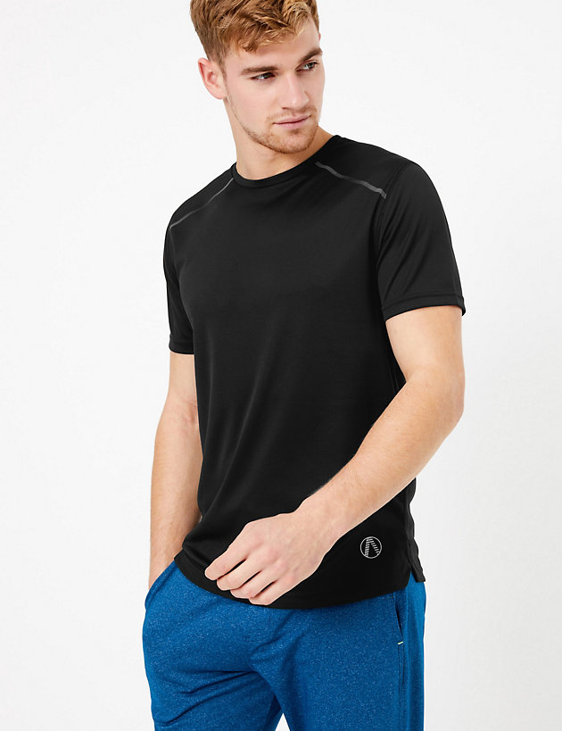 Active Reflective Trim T-Shirt