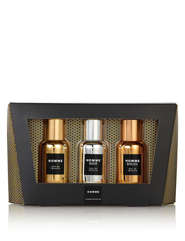 Eau de Toilette Mini Trio Gift Set