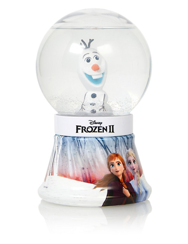 Disney Frozen 2 Snowglobe Bubble Bath