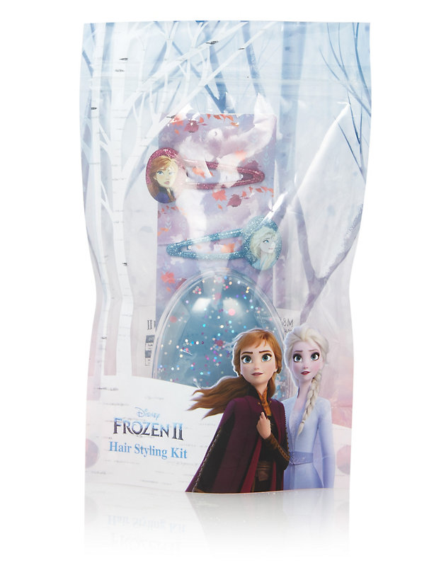Disney Frozen 2 Hair Styling Set