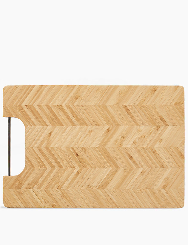 Hexagonal Rectangular Large Chopping Board