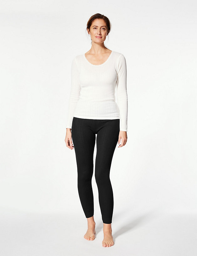 Thermal Ankle Length Leggings