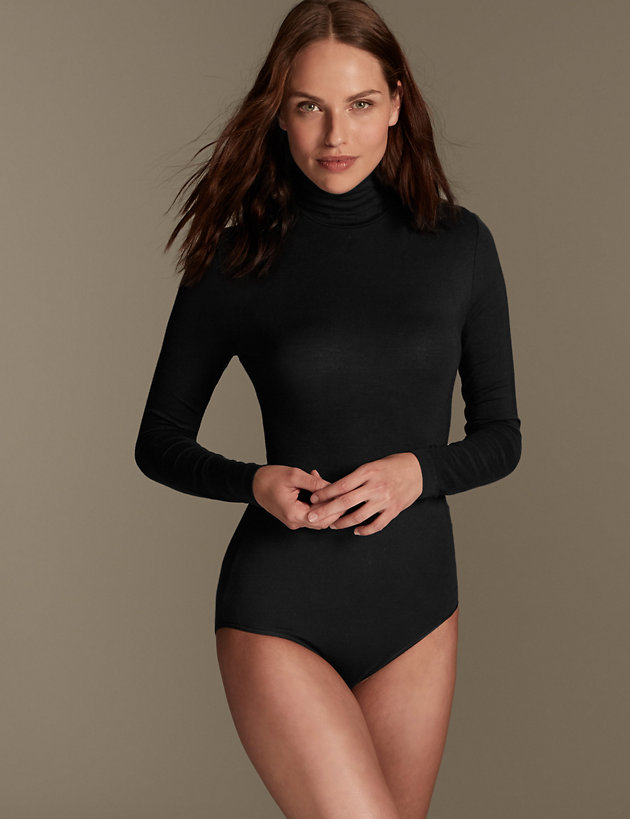 Heatgen  Thermal Polo Neck Body