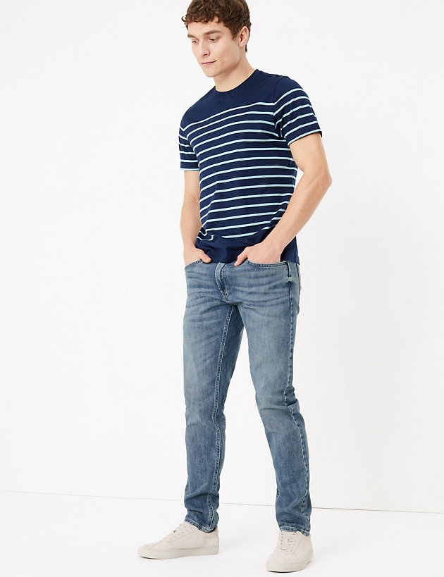 Slim Fit 360 Flex Jeans