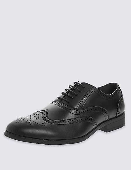 Brogue Black