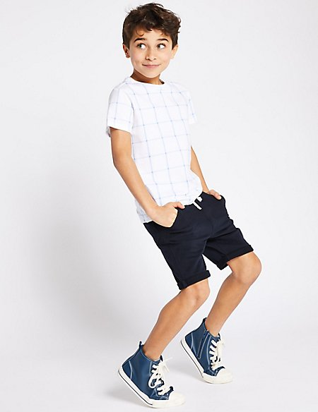 Jersey Shorts (3-16 Years)