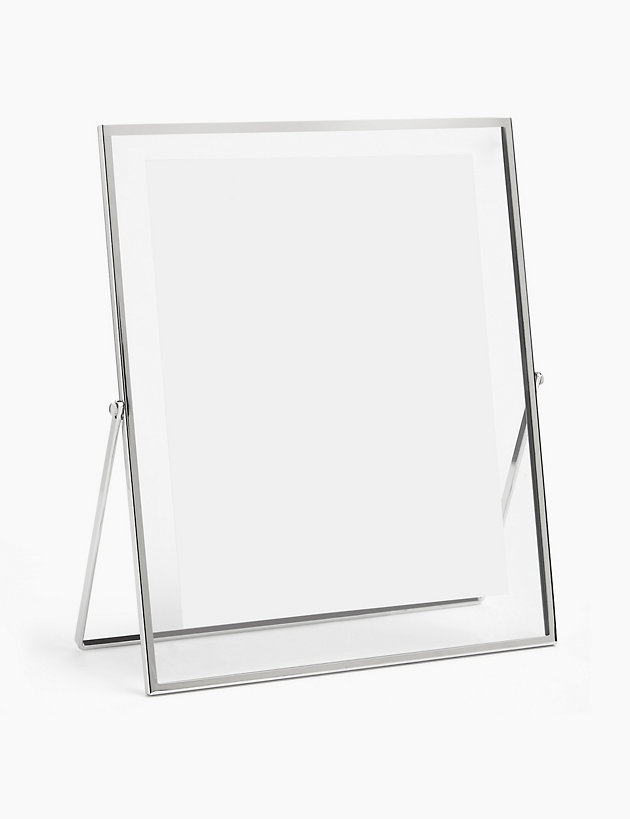 Skinny Easel Photo Frame 8x10 inch