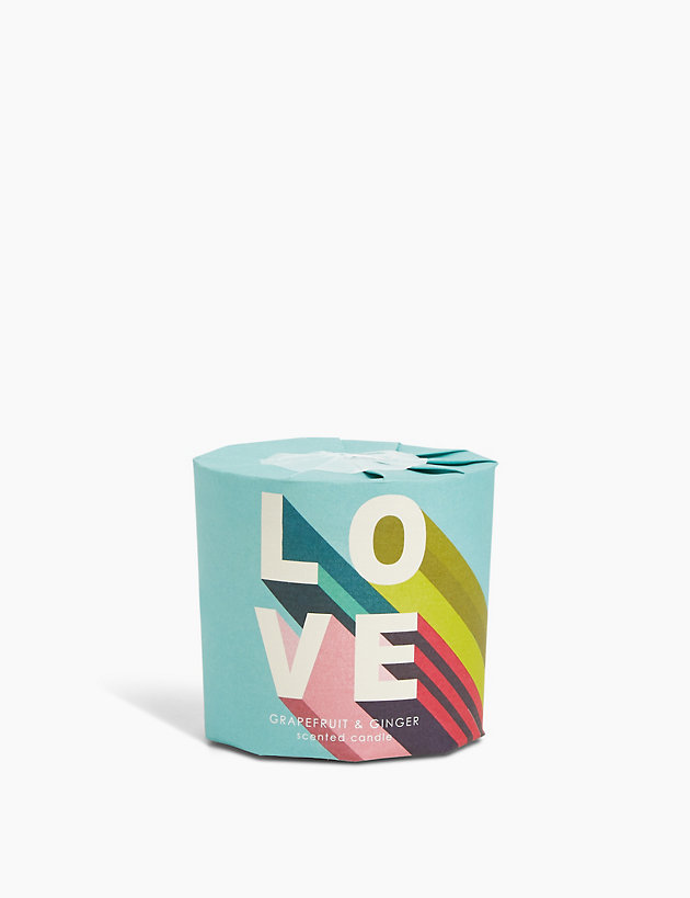 Love Grapefruit & Ginger Candle