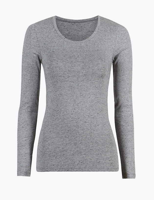 Heatgen  Thermal Long Sleeve Top