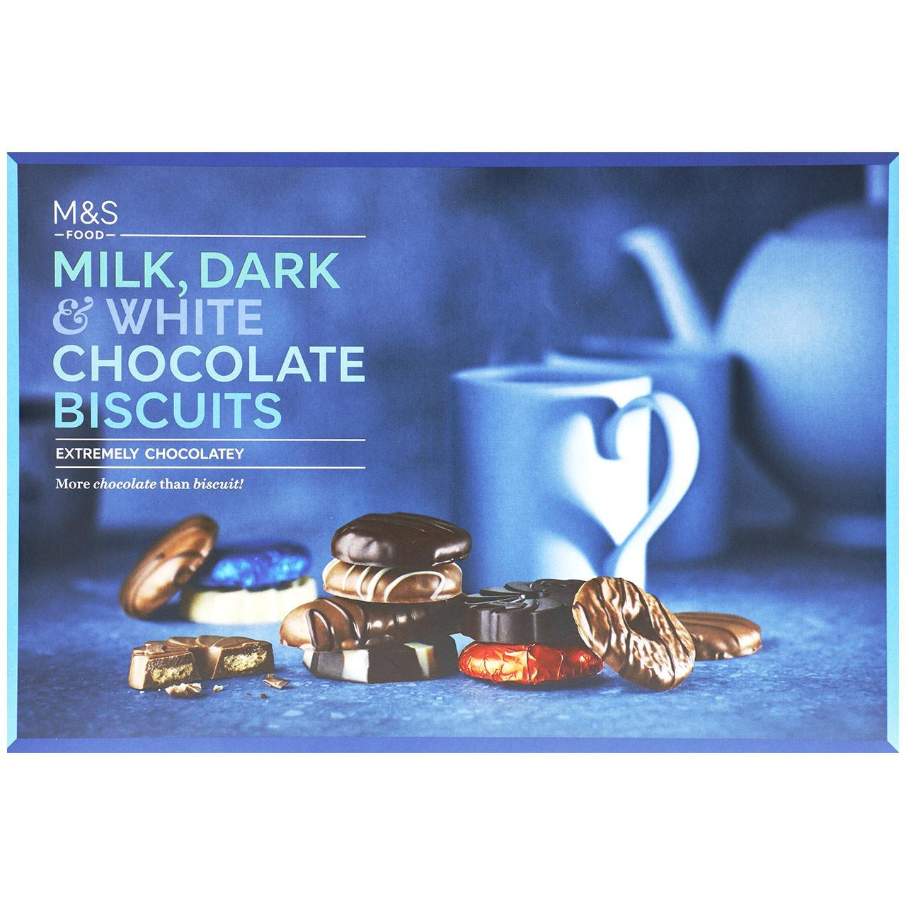 Chocolate Biscuit Selection 450g