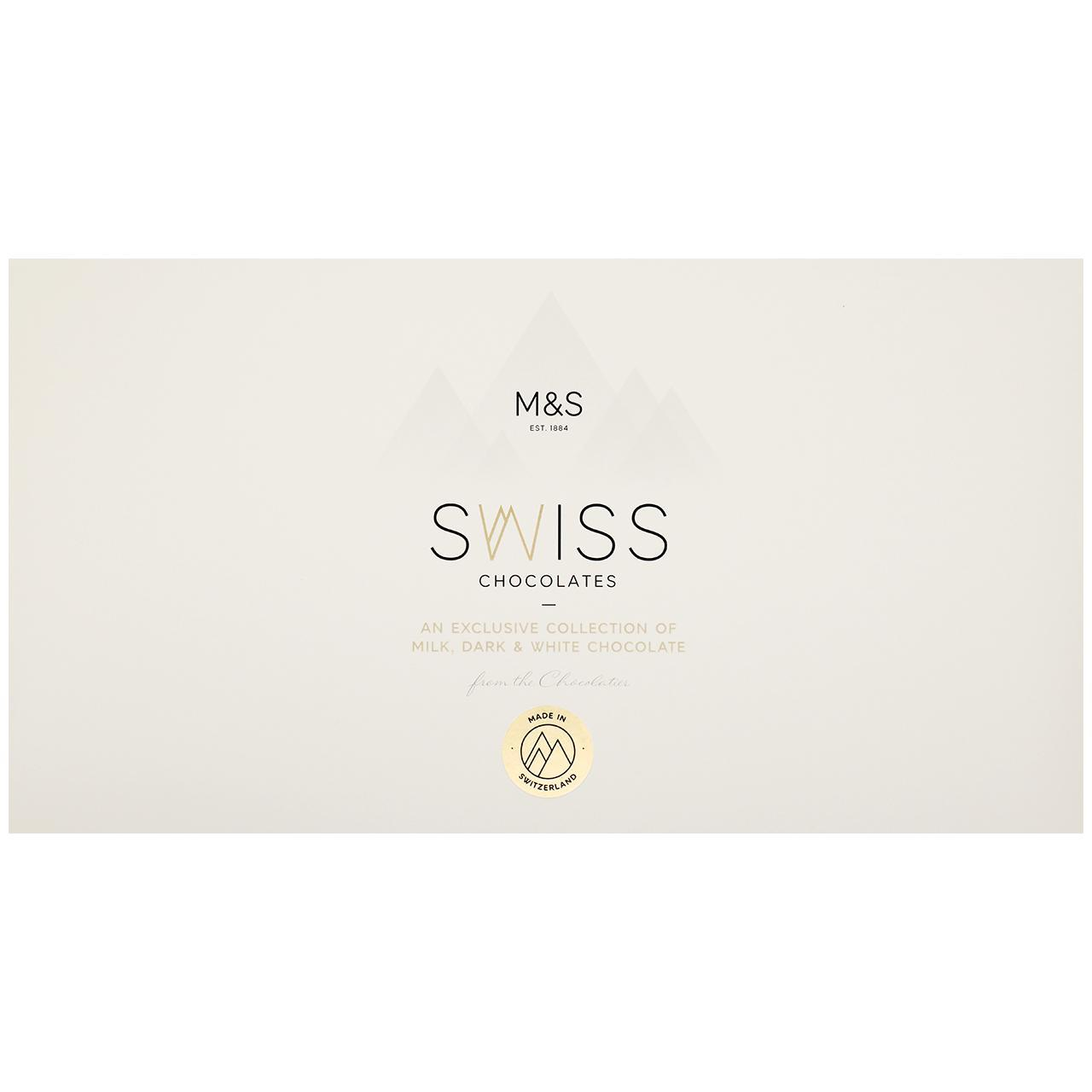 Exclusive Swiss Chocolate Collection 285g