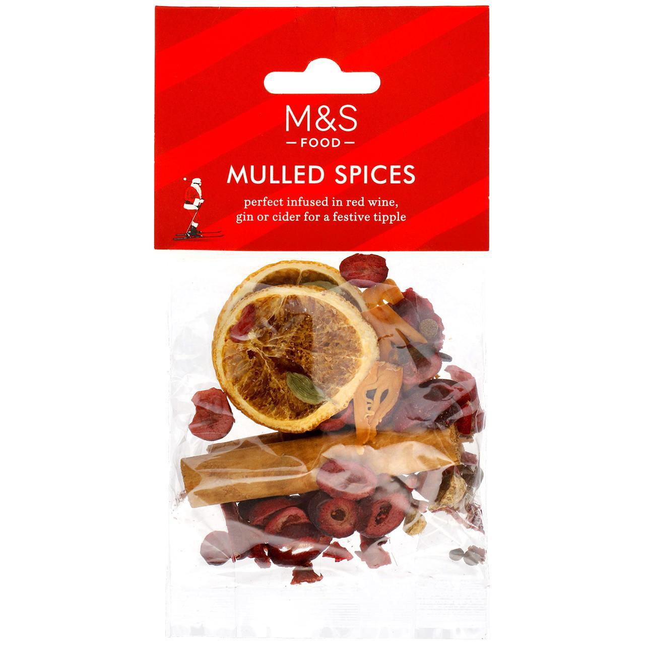 Mulled Wine Spices 19g