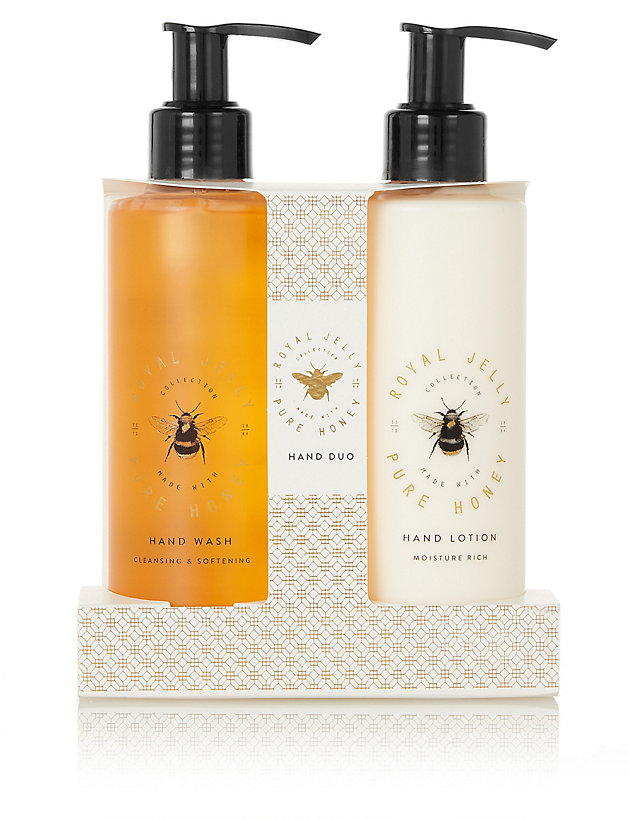 Hand Wash & Lotion Set