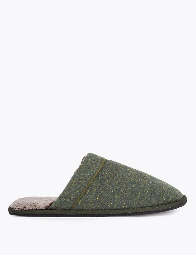 Mule Slippers with Freshfeet