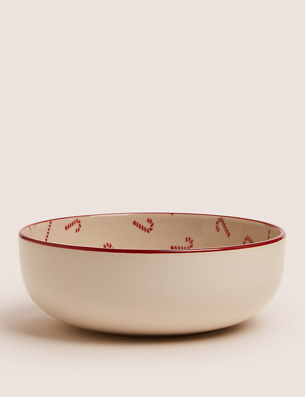 Tribeca StayNew  Christmas Cereal Bowl