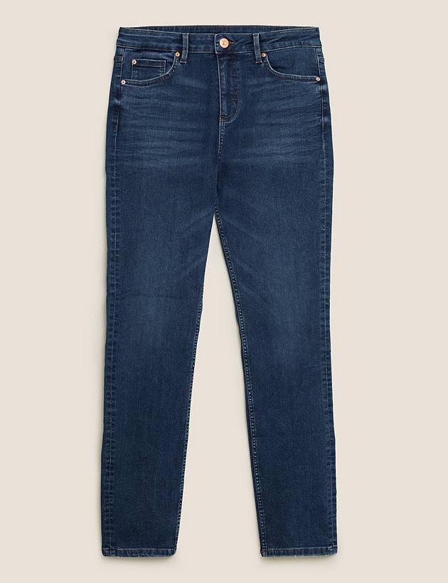 Lily Slim Fit Jeans with Stretch