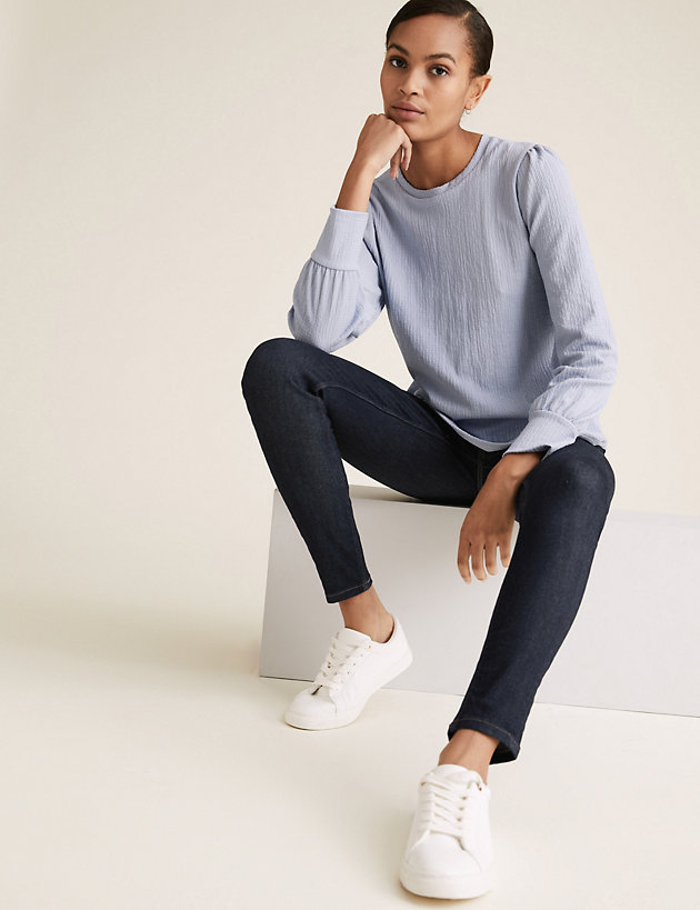 Carrie Skinny Jeans with Stretch