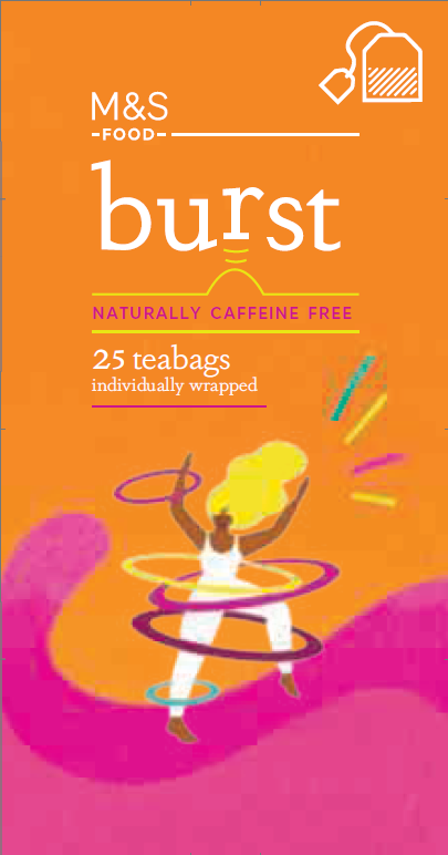 Burst Naturally Caffeine Free