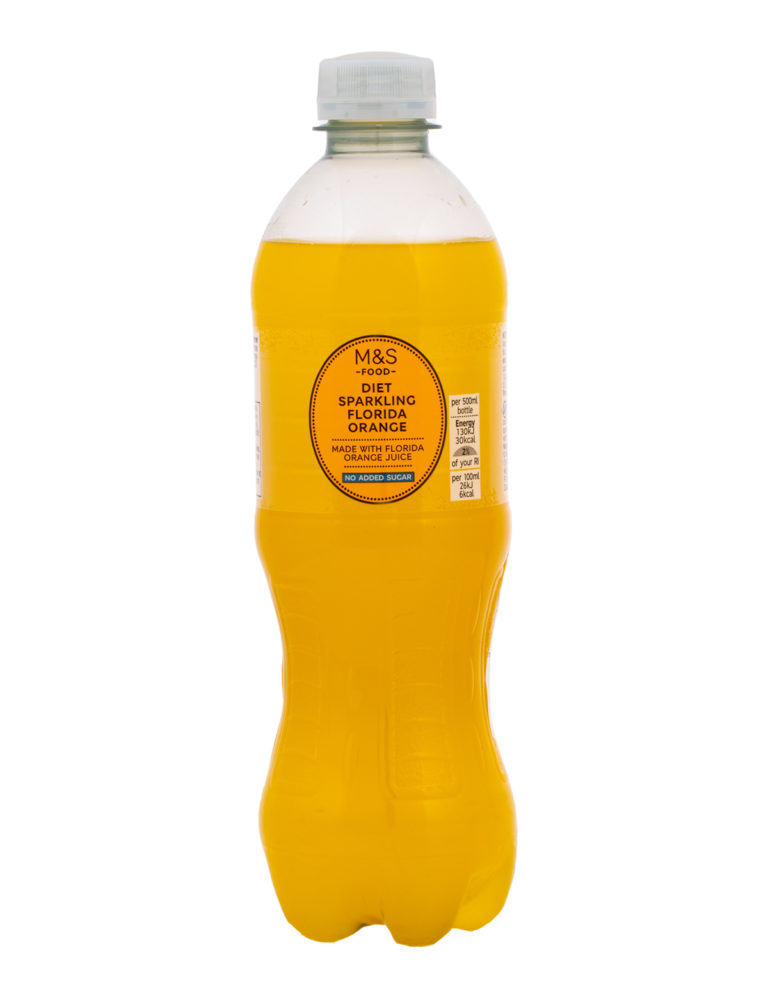 Diet Sparkling Orange