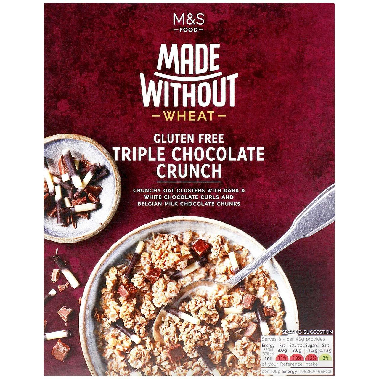 Made Without Triple Chocolate Crunch360g