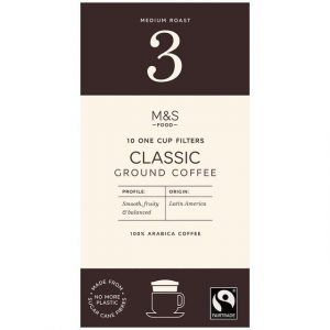 Fairtrade Classic One Cup Coffee