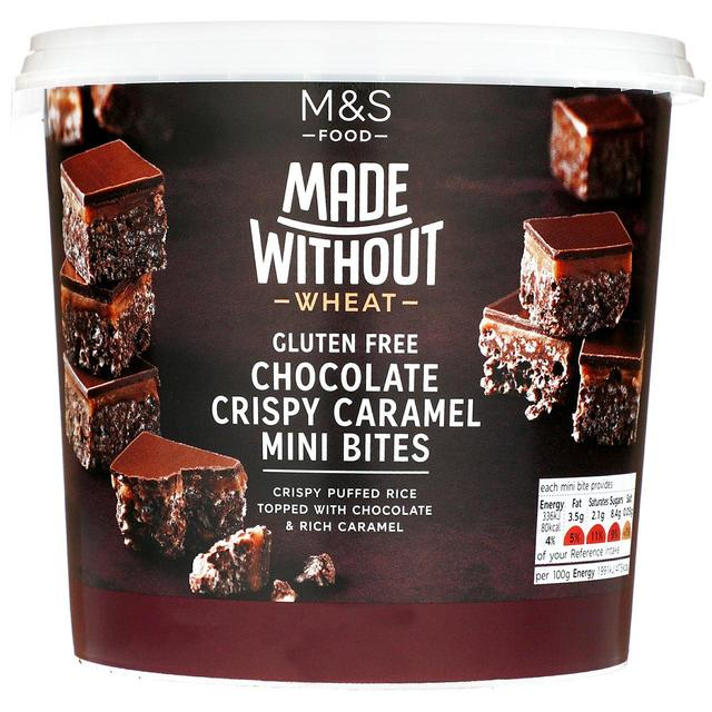 Made Without Chocolate & Caramel Bites 270g