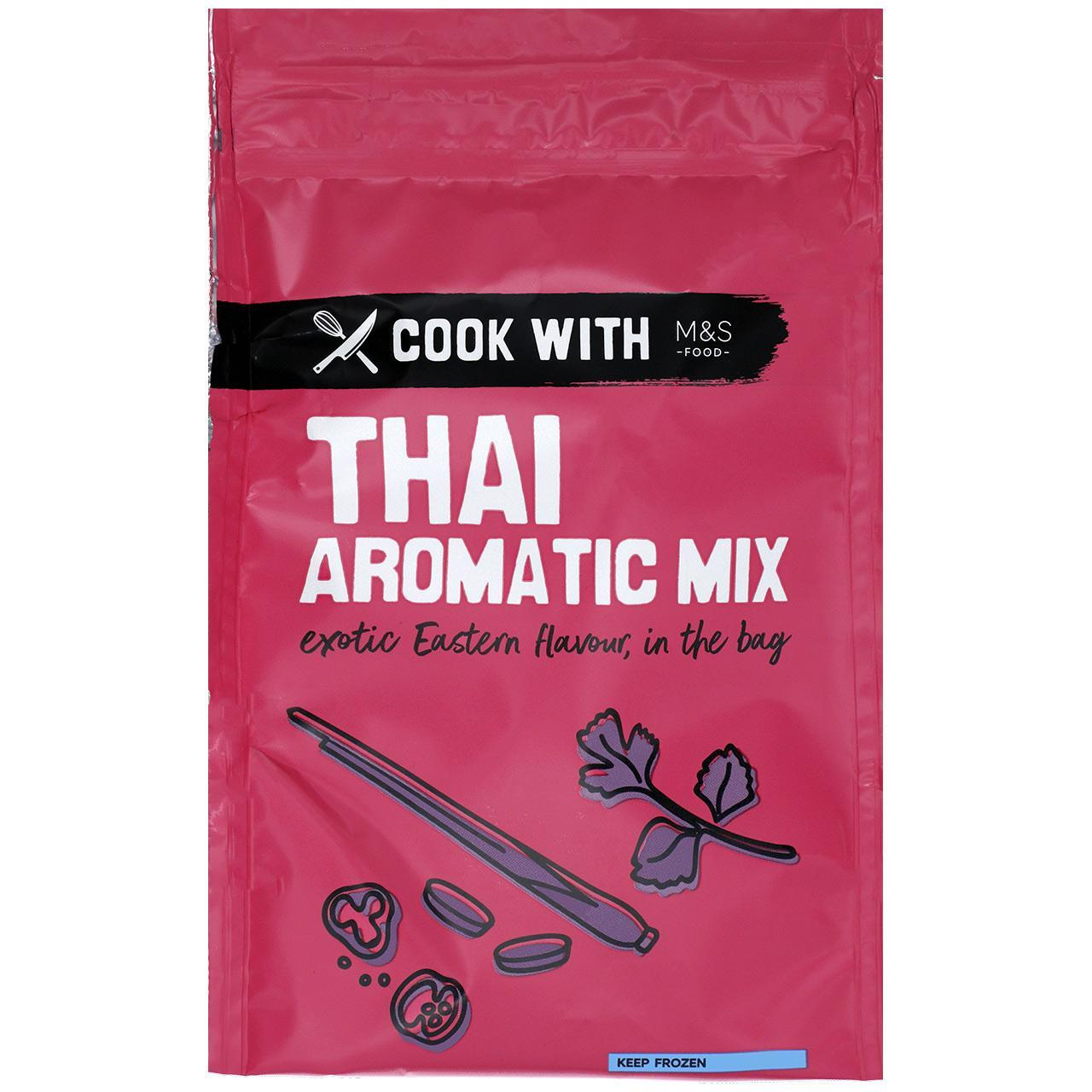 Cook With M&S Aromatic Thai Herbs Frozen 50g