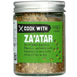 Cook With M&S Za'Atar Seasoning 35g