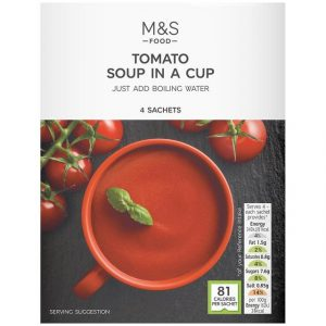 Tomato Cup Soup4 x 22g
